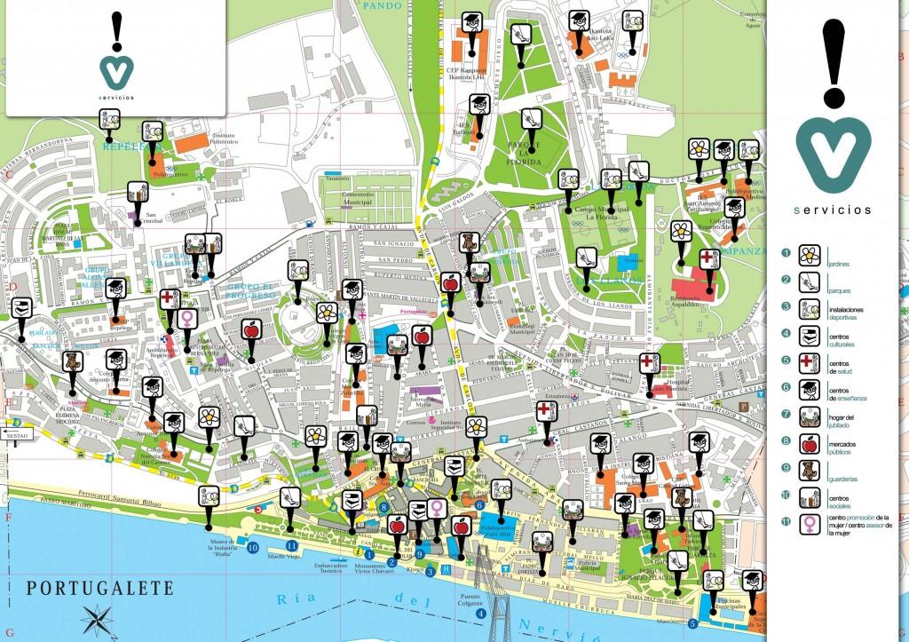 Servicios - Diagnóstico Urbano