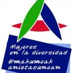 logo Mujeres en la diversidad colores