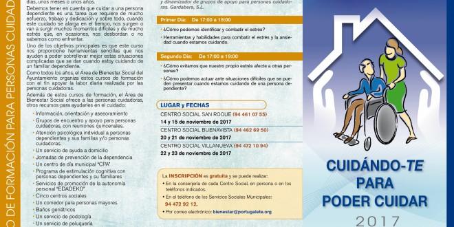 cuidadoras 2017 castellano